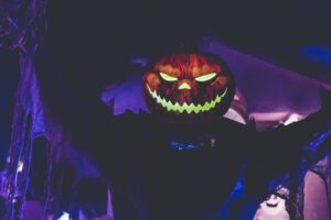 Halloween Yacht